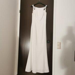 BALINA JOPPICH Robe de bal blanc cassé