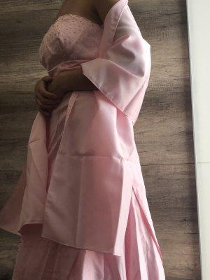 Niente Vestido de baile rosa claro