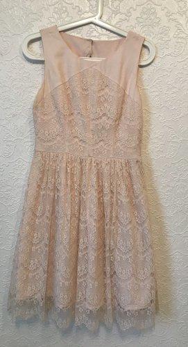 Jessica Simpson Robe de bal rose clair