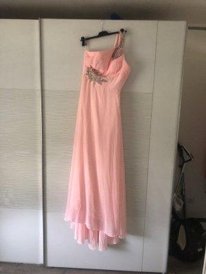 P&Co Suknia balowa różany