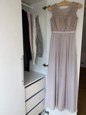 Unique Ball Dress dusky pink