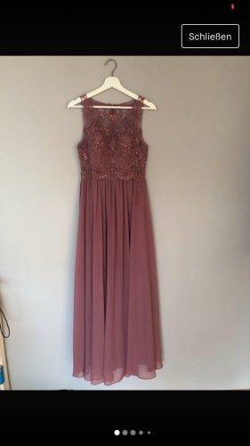 Peek & Cloppenburg Robe de bal violet-gris lilas