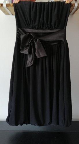 Robe de bal noir polyester