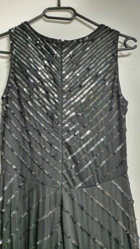 Anna Field Robe à paillettes noir