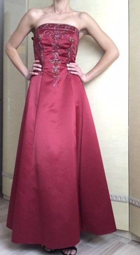 Ballkleid, Abendkleid gr.38 rot