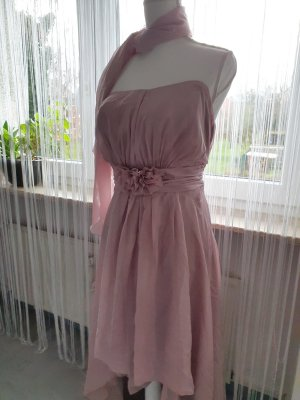Ashley Brooke Ball Dress dusky pink