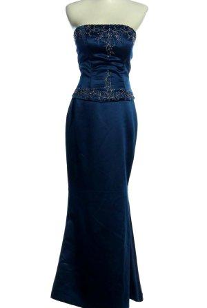 BALINA JOPPICH Robe de bal bleu foncé