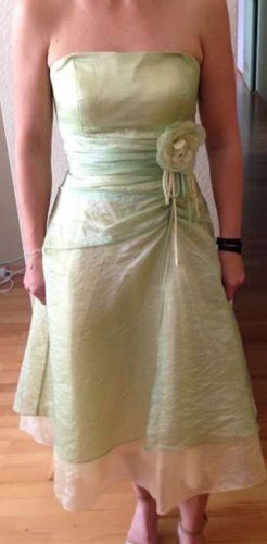 Ballkleid - Brautjungferkleid