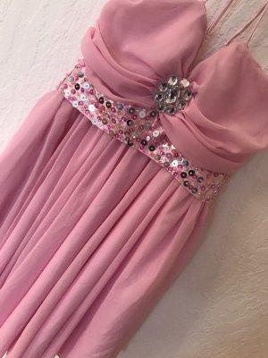 Suknia balowa różowy