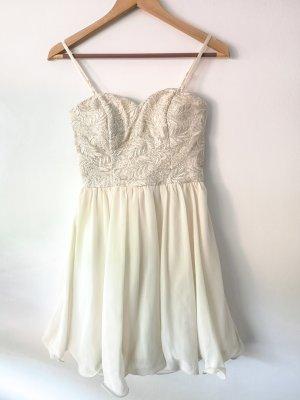 ChiChi London Ball Dress cream