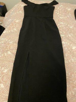 bariano Ball Dress black