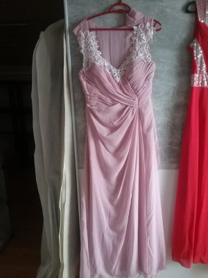 Ashley Brooke Evening Dress dusky pink