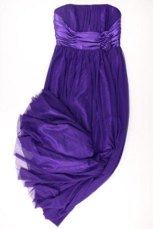 Bandeau Dress lilac-mauve-purple-dark violet polyester