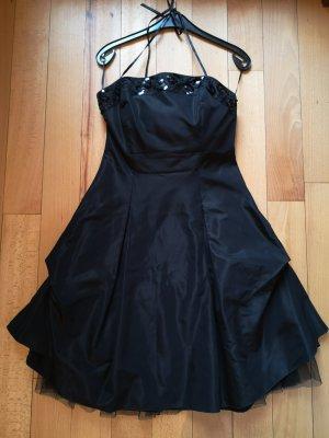 Your Sixth Sense Vestido de baile negro acetato