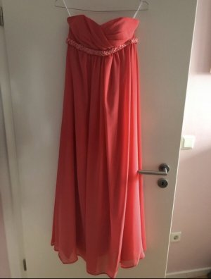 Ball Dress bright red