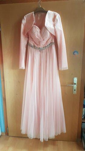 Ballkleid rosa