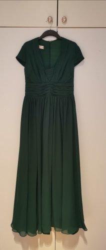 Ballkleid Smaragdgrün