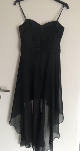 Ballkleid Vokuhila , Abendkleid schwarz