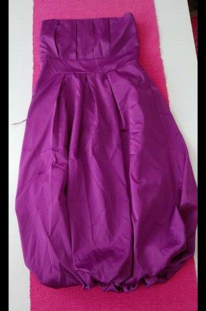 Orsay Balloon Dress violet