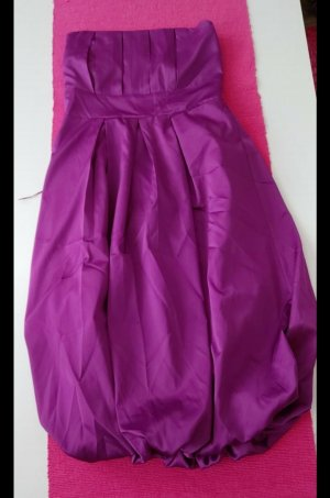 Orsay Balloon Dress violet