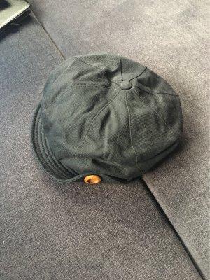 Pieces Cappello da panettiere nero
