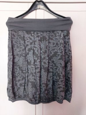 Julia Wang Falda globo gris oscuro-gris