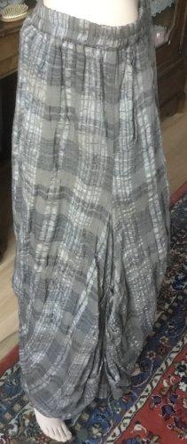 inSein Jupe ballon gris-gris clair coton