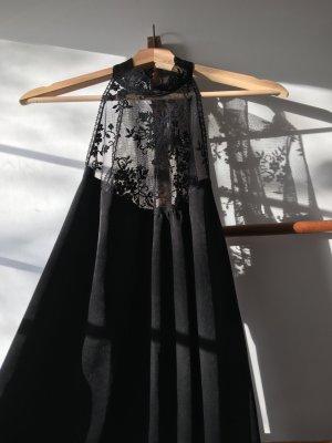 Zara Trafaluc Robe ballon noir polyester