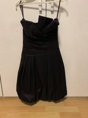ally Balloon Dress black