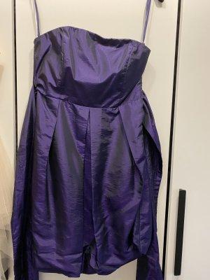 Bruno Banani vestido de globo violeta oscuro