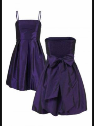 Bruno Banani Balloon Dress dark violet