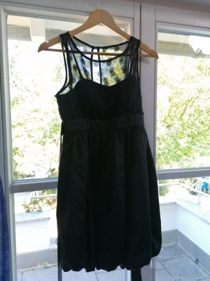 Pimkie Sukienka z rękawem balonowym czarny