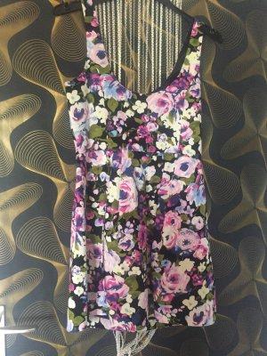 Ballonkleid floral gr. 36
