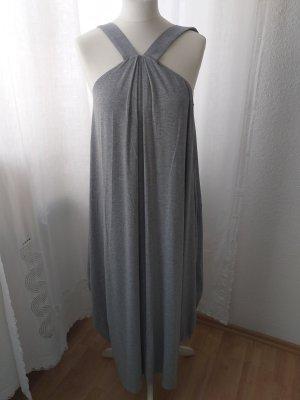 Balloon Dress grey-light grey