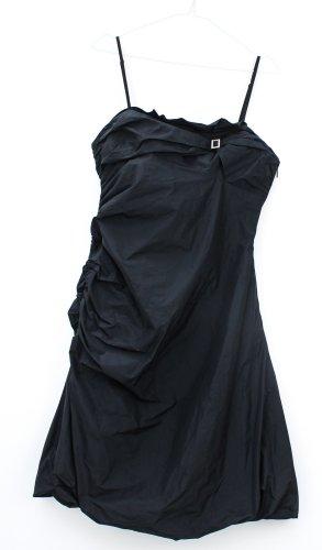 Vera Mont Ballonjurk zwart Polyester