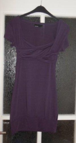 Vero Moda Robe ballon violet foncé