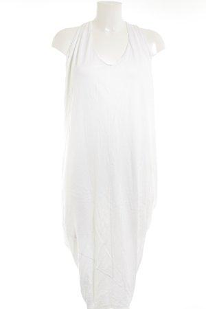 Balloon Dress white elegant