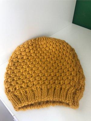 Pimkie Cappello da panettiere giallo-oro-sabbia
