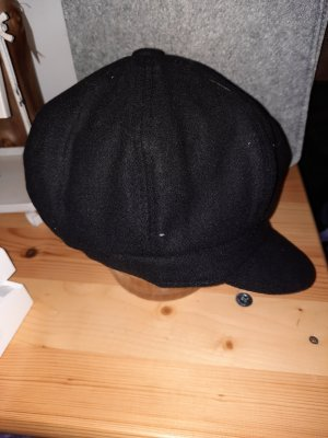 hand gemacht Chapeau en feutre noir