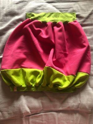 Dawanda Jupe ballon vert prairie-rose