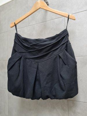 24 colours Falda globo negro