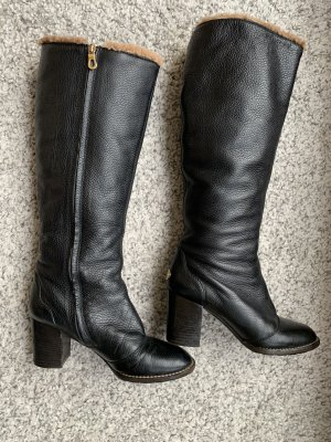 Bally Boots in Schwarz