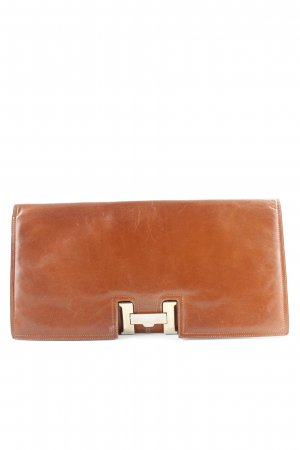 Bally Clutch cognac-coloured casual look