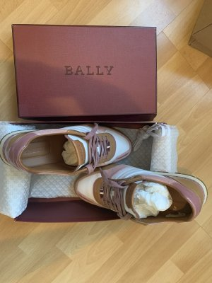 Bally Lace-Up Sneaker multicolored
