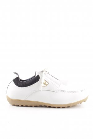 Bally Golf Lace Shoes multicolored casual look
