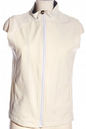 Bally Golf Sportvest wit casual uitstraling