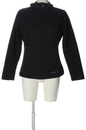 Bally Golf Between-Seasons Jacket black quilting pattern casual look
