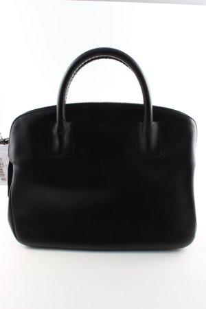 Bally Handtasche schwarz Business-Look