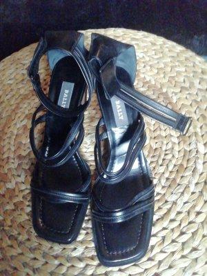 Bally High Heel Sandalette schwarz/neu