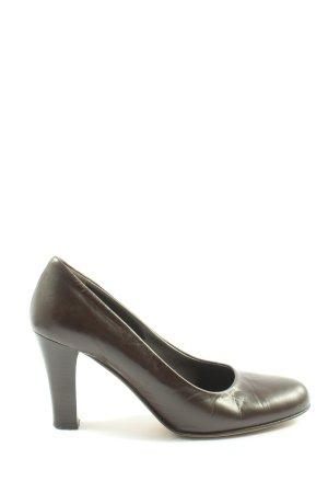 Bally High Heels braun Casual-Look